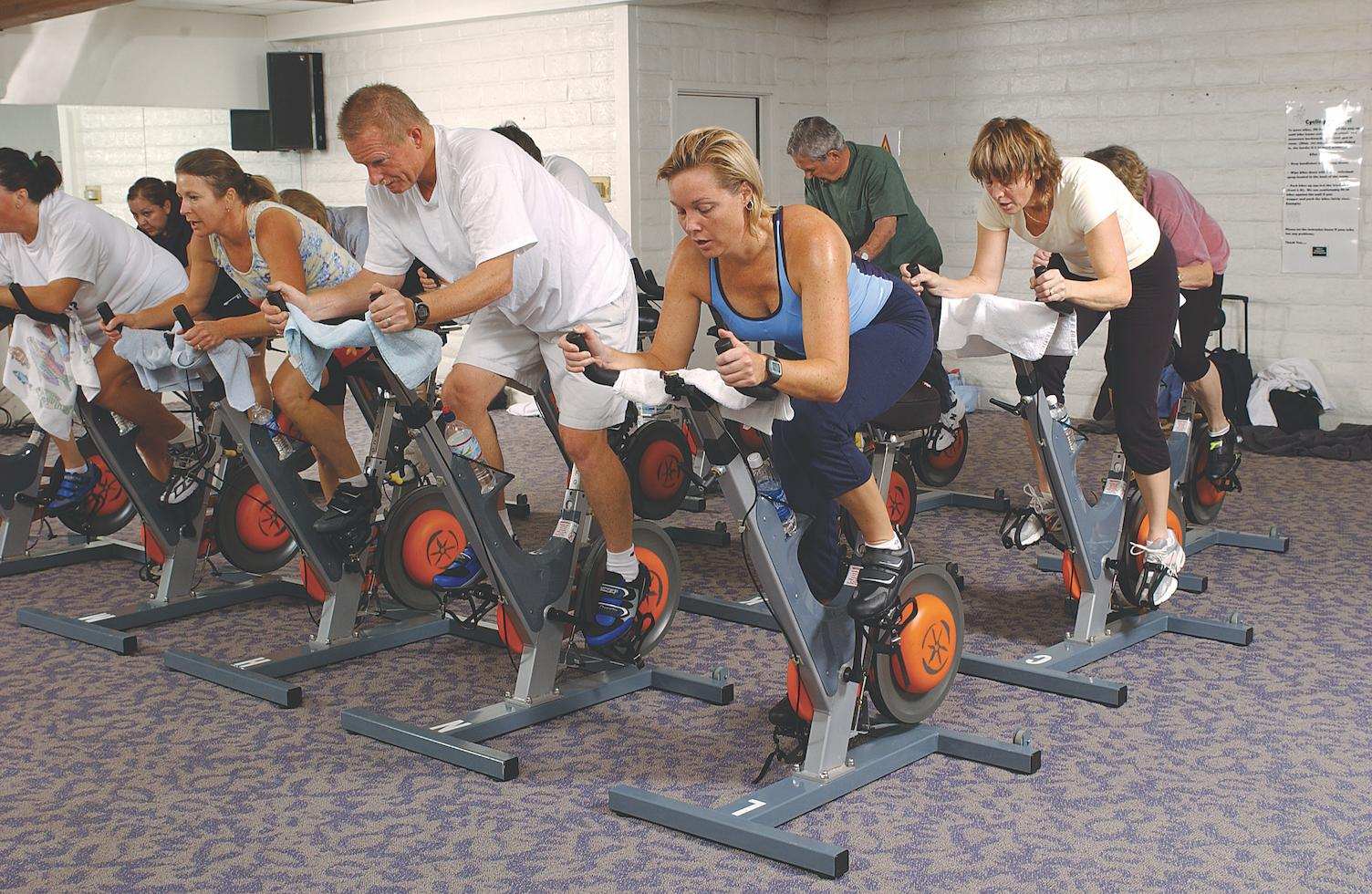 Cycling | YMCA of the Suncoast