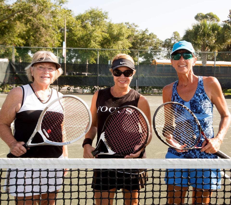 Tennis Ymca Of The Suncoast