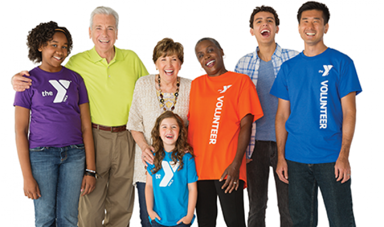 Volunteers of the YMCA of the Suncoast