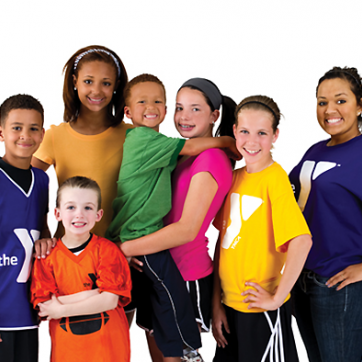 Children and Teens at the YMCA